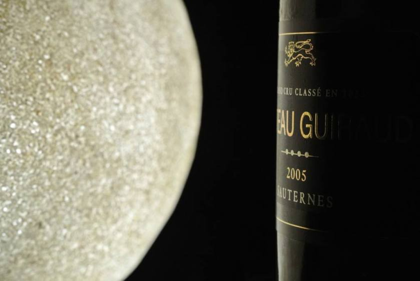 Kelly Nuit de pleine Lune au chateau Guiraud