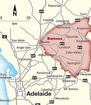 barossa-valley-map-south-australia